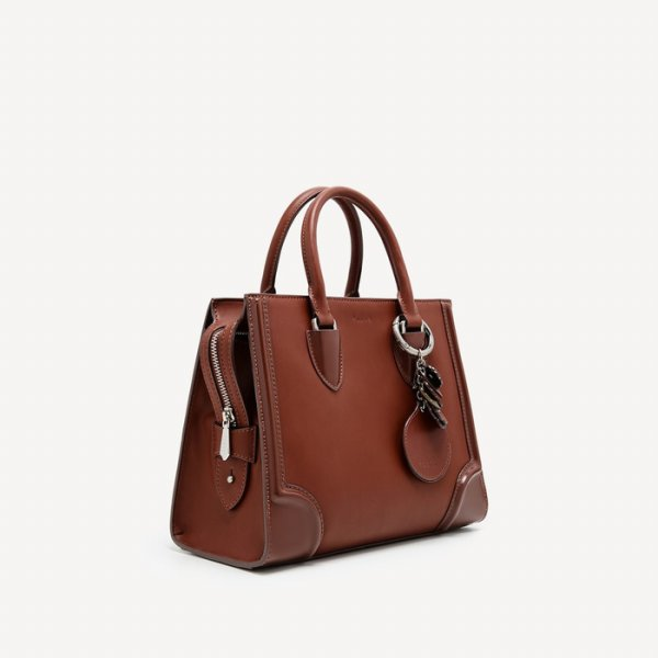 harga Pedro Double Top Handle Tote Bag Brown - (2383 Coklat) elevenia.co.id