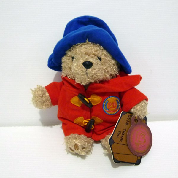 harga Boneka Paddington Bear Original Hand Crafted With Love elevenia.co.id