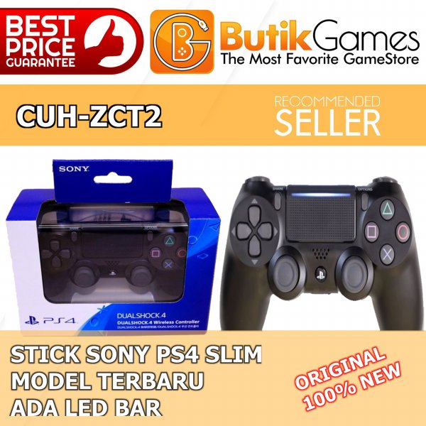 harga B.E.S.T STIK STICK PS4 | STICK WIRELESS PS4 | STICK DUALSHOCK 4 PS4 elevenia.co.id