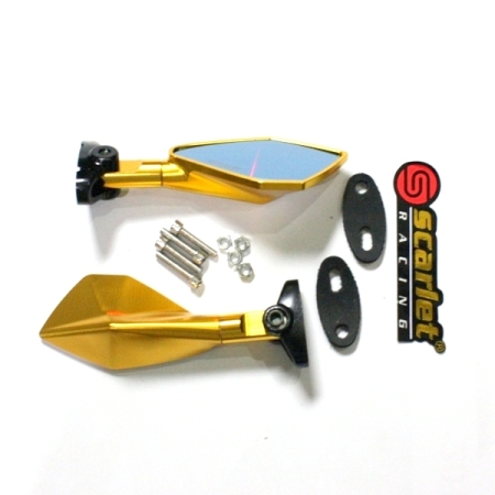 SPION FAIRING NINJA 250 FULL CNC GOLD