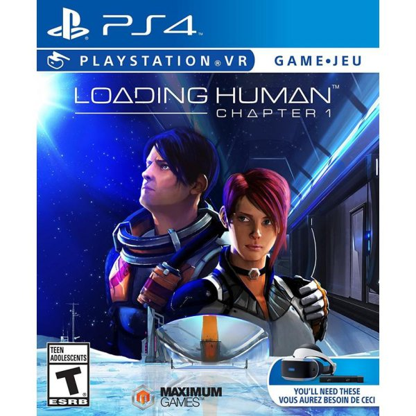 harga PS4 Game / Playstation 4 Loading Human Chapter 1 VR elevenia.co.id