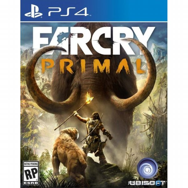 harga PS4 Game / Playstation 4 FarCry Primal elevenia.co.id