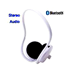 Stereo Audio Sports Wireless Bluethooth Headset with Mic