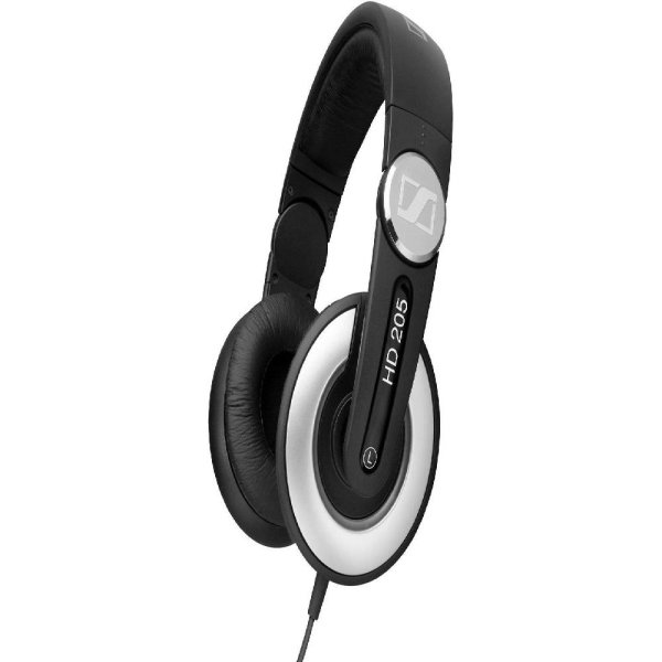 harga Sennheiser HD 205 II - HD205 II - HD205II - Audiophile Headphone DJ FDJ elevenia.co.id