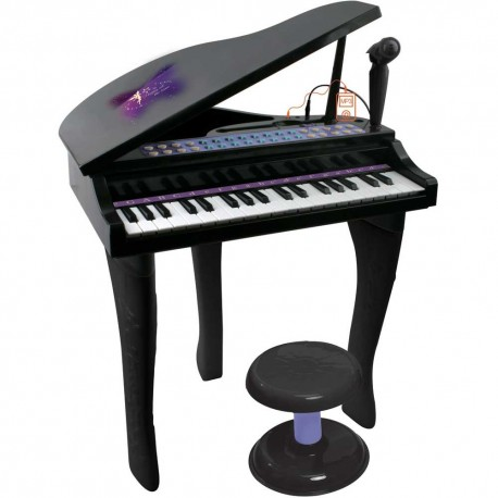 harga Mainan Anak Kiddy Fun Piano Mini 37 Keys Sound Of Nature Mini With Mic elevenia.co.id