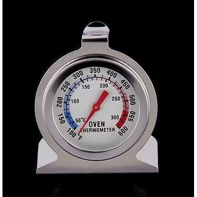 harga Termometer oven Stainless steel Analog Thermometer max 300C elevenia.co.id