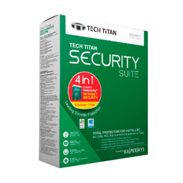 harga Kaspersky Tech Titan Internet Security Suite 2016 - 3 User elevenia.co.id