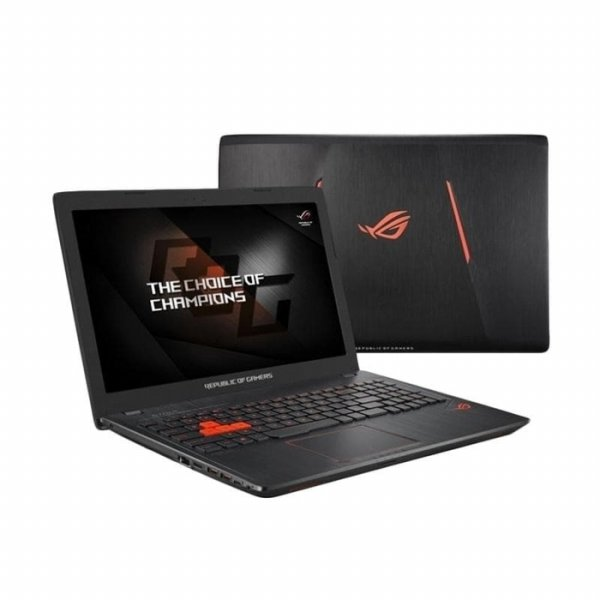 harga Laptop ASUS ROG GL503VD-FY387T Core I7-7700 GTX1050 4Gb Win10 elevenia.co.id