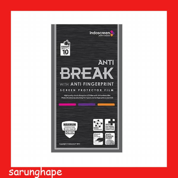 harga IPad Mini 1 / 2 / 3 - Indoscreen Anti Break Anti Gores elevenia.co.id