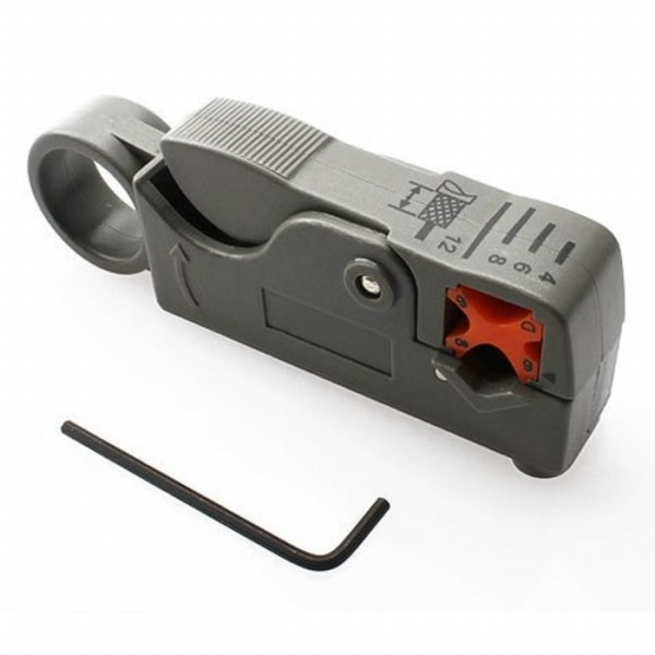 harga Rotary Coaxial Cable Stripper Cutter - RG58 elevenia.co.id