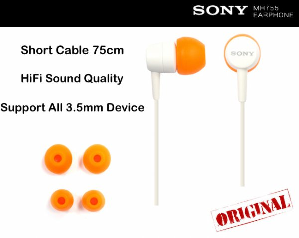 harga Original SONY MH755 Bluetooth Device Earphone MW600 SBH20 SBH50 52 54 elevenia.co.id