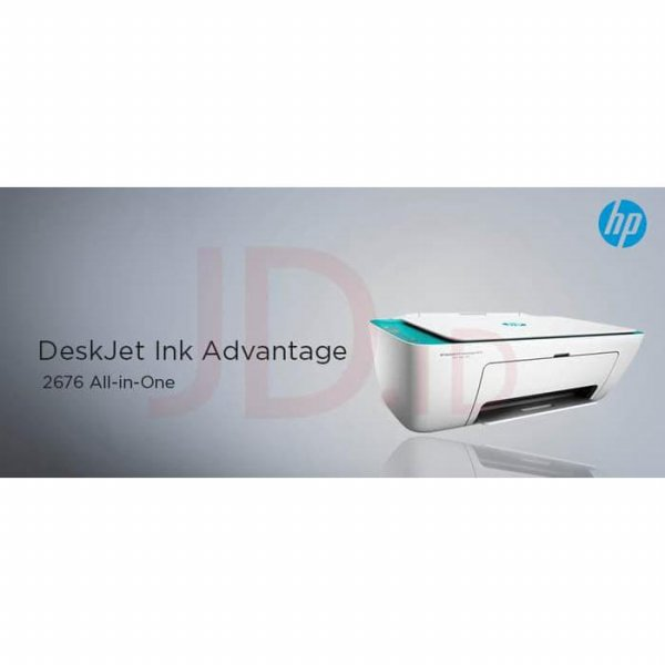 harga HP DeskJet Ink Advantage 2677 All-in-One Printer elevenia.co.id