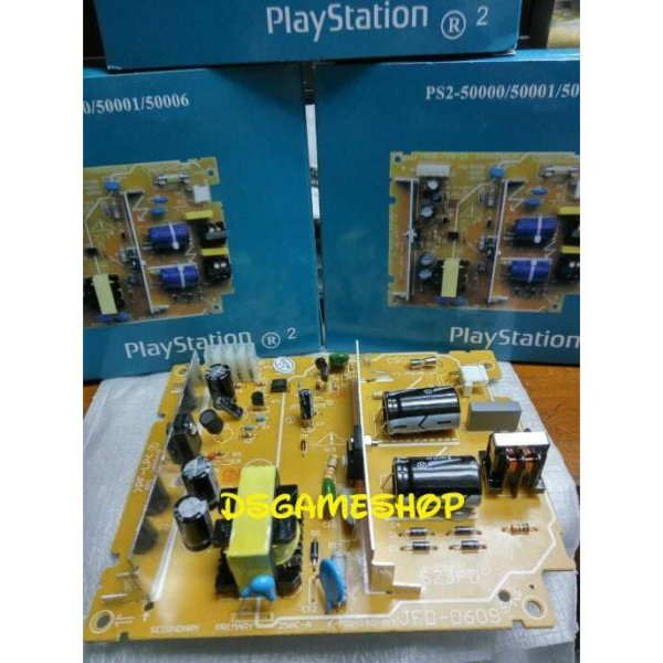 harga GAME & CO - POWER SUPPLY / SUPLAY / SUPLY PS2 SERI 5 / SCPH5000 220VOLT |SERAYU KOSMETIK elevenia.co.id