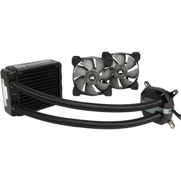 harga CPU Water Cooler CORSAIR Hydro Series H80i V2 elevenia.co.id