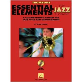 Essential Elements for Jazz Ensemble Trombone