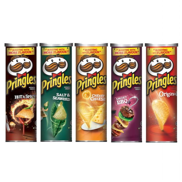 PRINGLES - Potato Chips 110g - All Variant