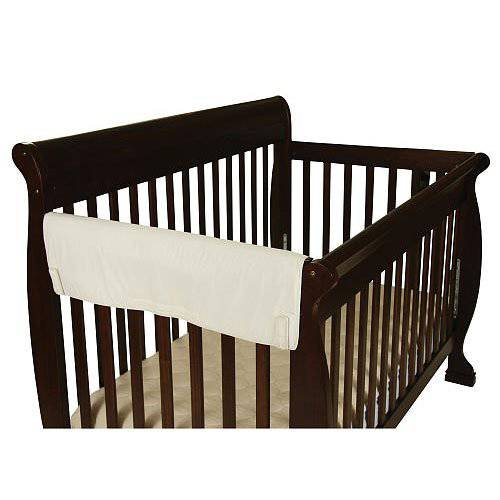 harga [poledit] Leachco Easy Teether XL Side Rail Crib Cover Ivory- 1 Pack (R1)/12191949 elevenia.co.id