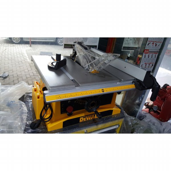 harga Table Saw / Mesin Potong Kayu DEWALT DWE7470-B1 elevenia.co.id