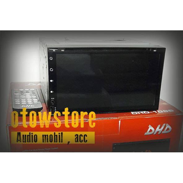harga Head Unit Double Din universal DHD by SKELETON elevenia.co.id