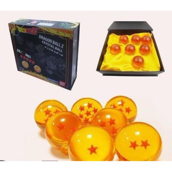harga Bola kristal Crystal Dragon Ball Z set kws elevenia.co.id