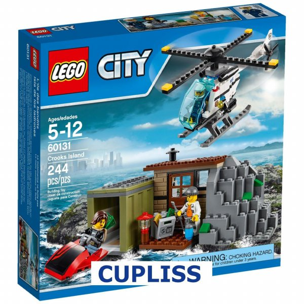 harga Lego City 60131 Crooks Island elevenia.co.id
