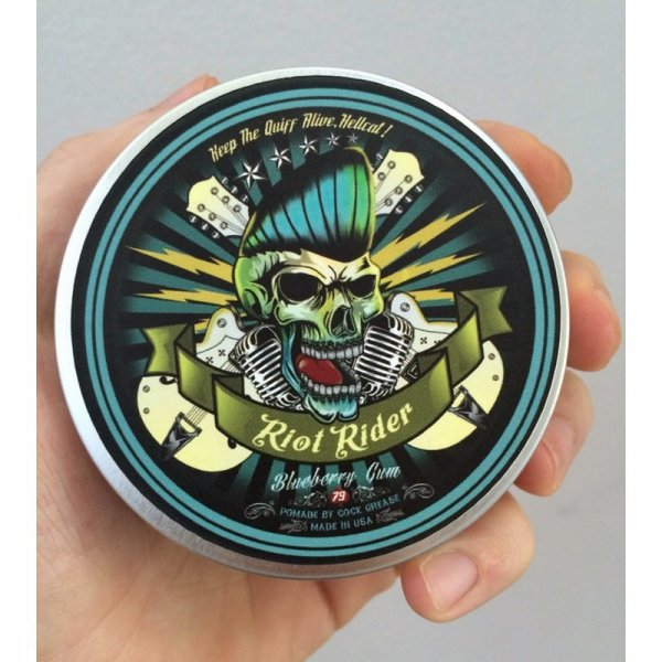 harga [High Quality] Pomade 79 x Cockgrease Cock Grease Riot Rider Oilbased (FREE SISIR) elevenia.co.id