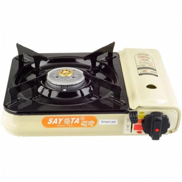 harga Kompor Gas Portable Big Burner (Api Biru) Sayota NAC 155 elevenia.co.id