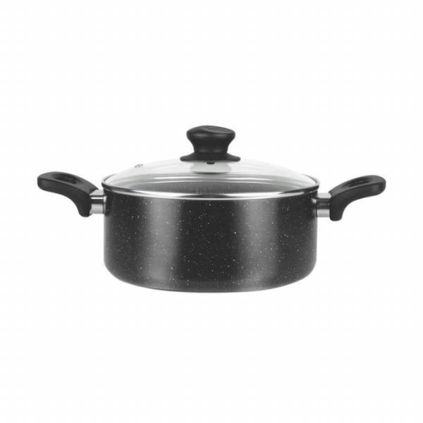 harga Dutch Oven 22 cm - Cosmos Dutch Oven Marble Panci with Cover elevenia.co.id