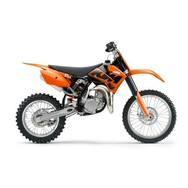 harga Cover Body full Set Trail KTM 85 / cross full set elevenia.co.id