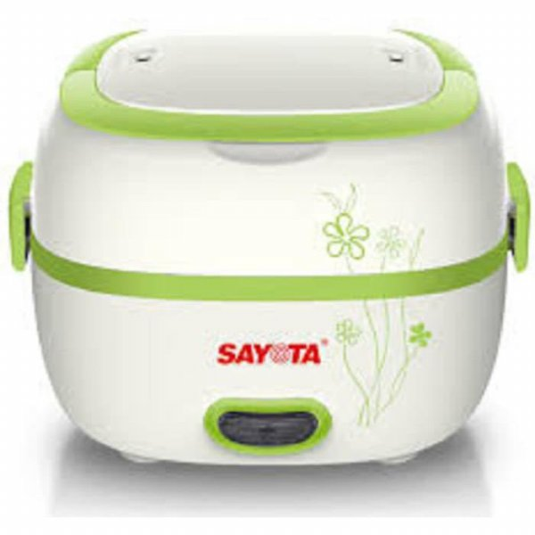 harga Sayota Electric Lunch Box SL -100P / Mini Rice Cooker / Penanak Nasi elevenia.co.id