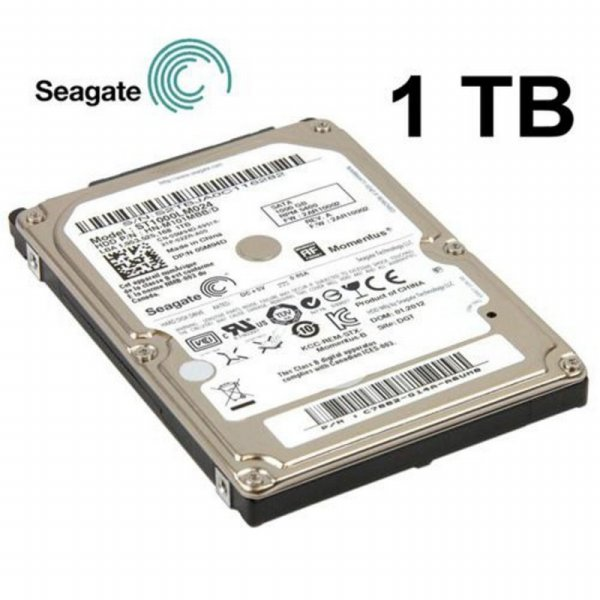 harga HDD Internal Seagate 2.5 Inch 1 TB SATA Internal Notebook Laptop elevenia.co.id