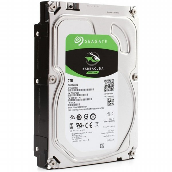 harga Harddisk Seagate Internal PC 2TB HDD SATA 3.5