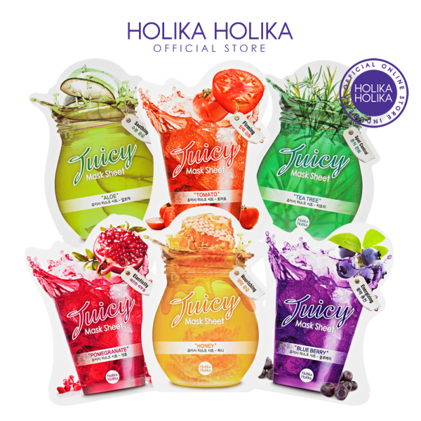 harga Holika Holika Juicy Mask Sheet elevenia.co.id