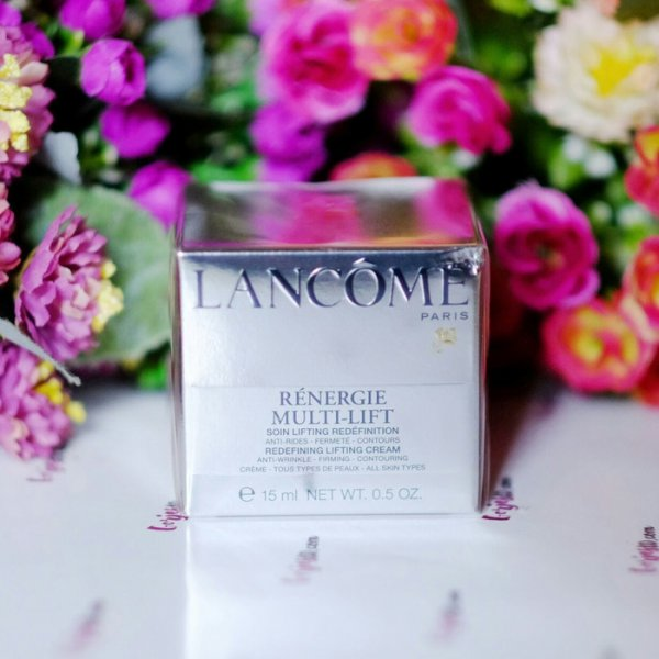 harga Lancome Renergie Multi Lift Redfining Lifting Cream 15 ml elevenia.co.id