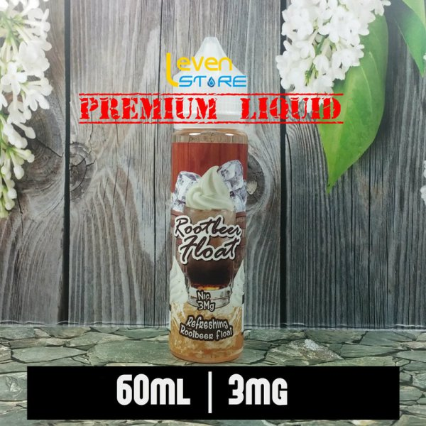 harga ROOTBEER FLOAT ROOT BEER 3mg 60ml Premium Liquid VAPE CHUBBY GORILLA elevenia.co.id
