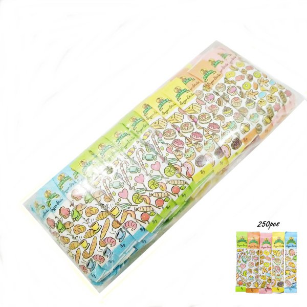 harga Gulaku Sugar Sticks Stickpack isi 250 Sachet elevenia.co.id