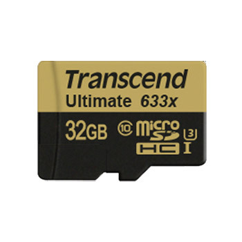 harga Transcend 16 GB 95 mb/s Micro SDHC Card Class 10 UHS-1 + SD Adapter Ca elevenia.co.id