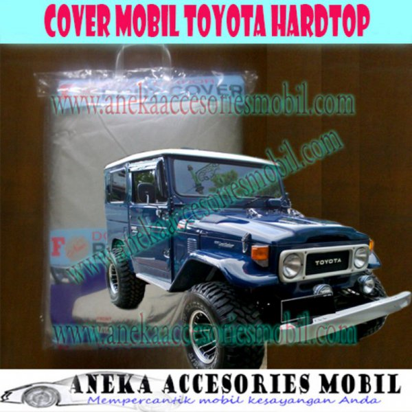 harga (Eksterior) Cover Mobil/Body Cover/Sarung Mobil/Selimut Mobil Toyota Hardtop elevenia.co.id