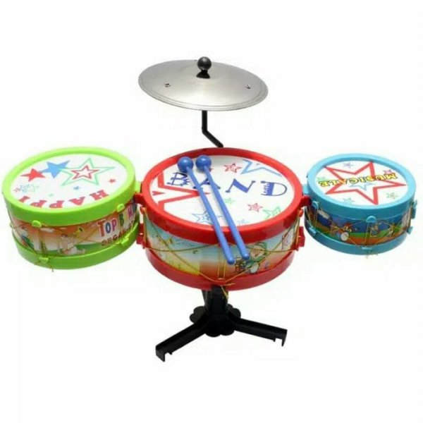 harga Mainan anak mini drum set SJ1001 elevenia.co.id