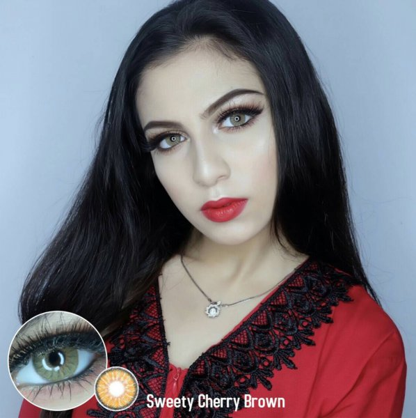 harga NEW CHERRY SOFTLENS BY SWEETY PLUS elevenia.co.id