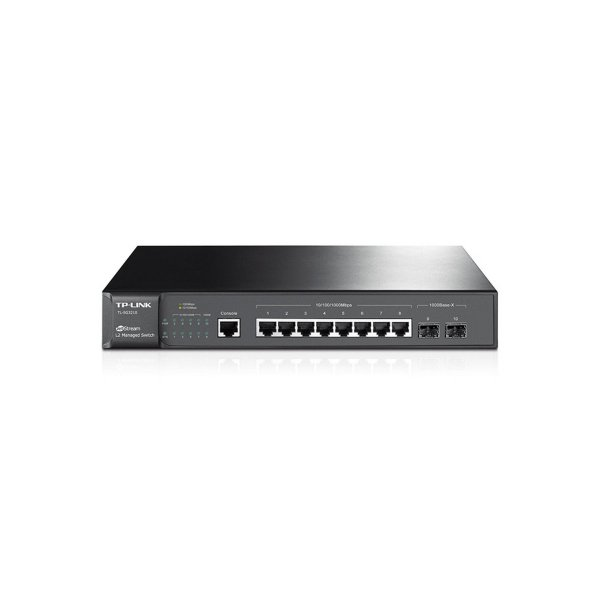 harga M.U.R.A.H TP-Link SG3210 JetStreamTM 8-Port Gigabit L2 Lite Managed Switch elevenia.co.id