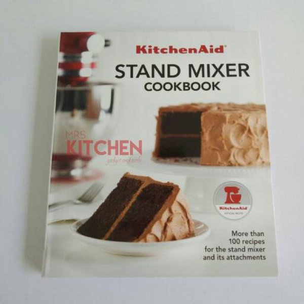 harga Kitchenaid Stand Mixer CookBook/ Buku resep kitchenaid elevenia.co.id