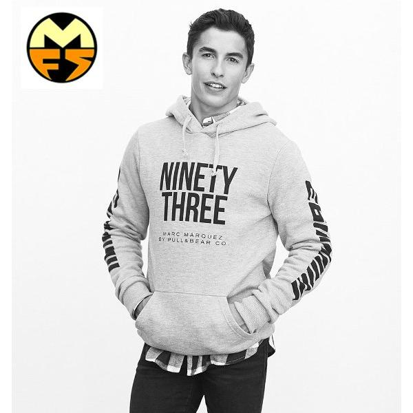 harga Hoodie jaket marc marquez 93 pull and bear abu elevenia.co.id