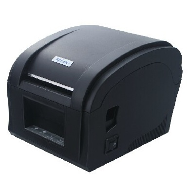 harga Xprinter Thermal Barcode Printer - XP-360B - Black elevenia.co.id