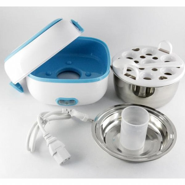 harga Rice Cooker Mini 2 Susun Penanak Nasi Mini Lunch Box Mini Rice Cooker elevenia.co.id
