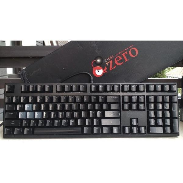 harga Ducky Zero Series Cherry Mechanical Switch Keyboard elevenia.co.id