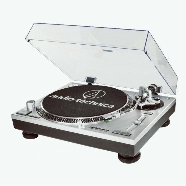 harga Audio Technica AT-LP120 USB - Direct-Drive Professional Stereo Turntable elevenia.co.id