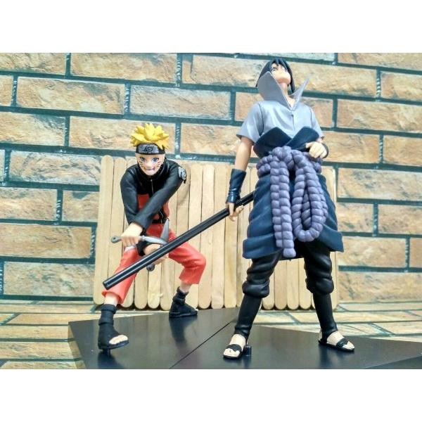 harga Action figure naruto sasuke set 2 bh elevenia.co.id