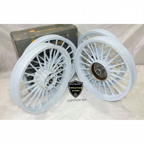 harga Velg Axio P20 Jupiter MX/MX NEW (Ring 17) elevenia.co.id