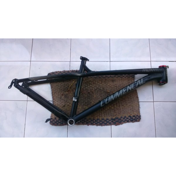 harga Frameset commencal am ht 2017 black 2nd bukan dartmoor ns bike polygon specialized elevenia.co.id